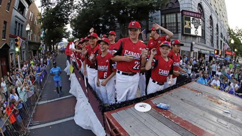 Canada eager to take on Little League World Series test