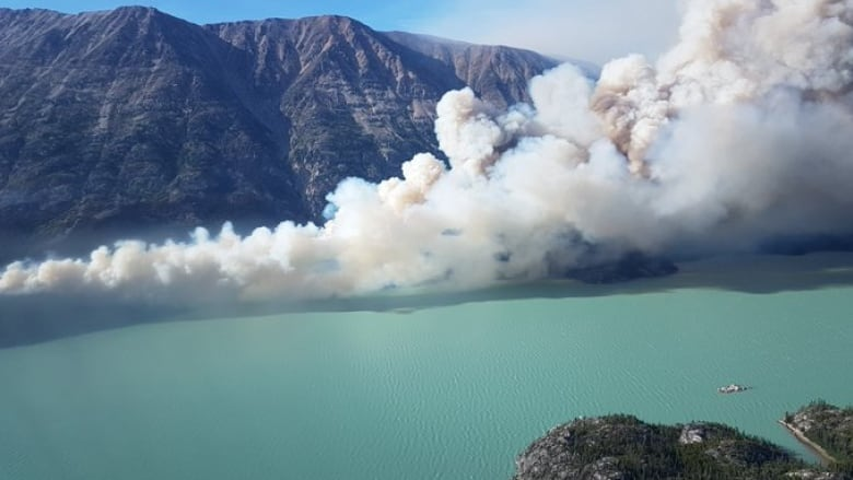 Evacuation order expanded for Tagish Lake fire in northern B.C.