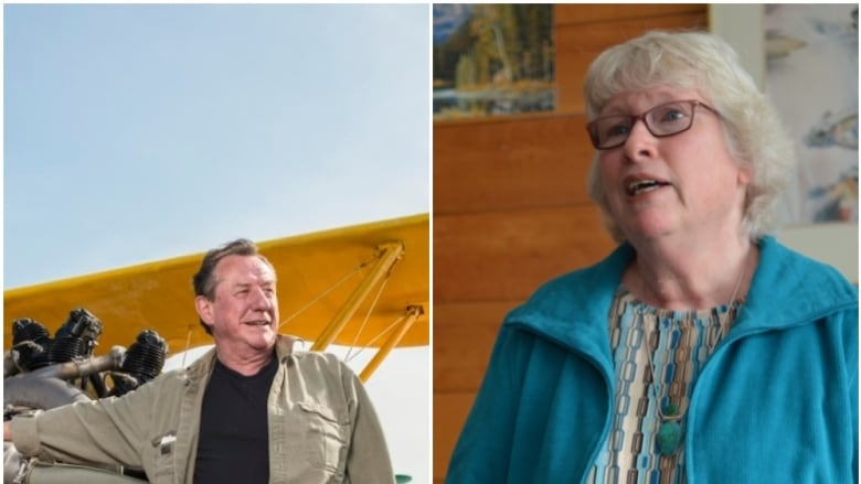 Buffalo Airways president, YWCA NWT director inducted into Order of N.W.T.