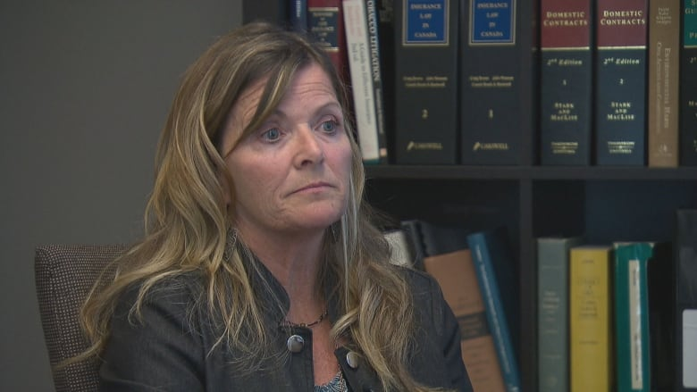 Woman alleges RCMP discouraged her from pursuing charge against retired officer