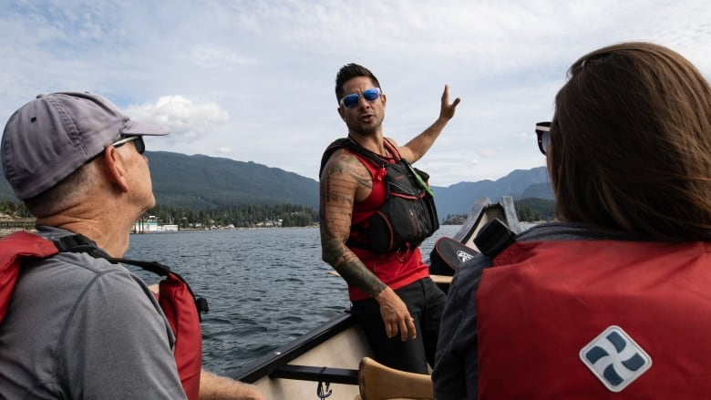 Indigenous tourism businesses booming in B.C. as visitors spend $705M a year