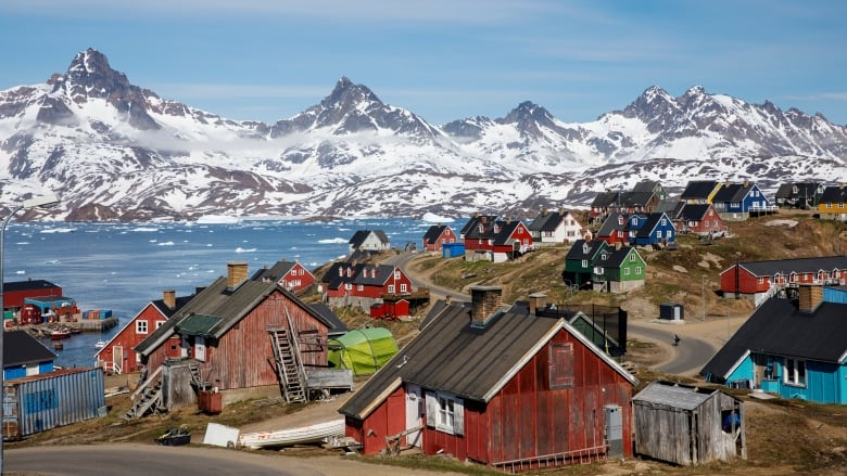 Why Trump wants to buy Greenland: A history of U S  land