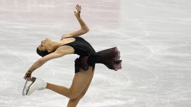 Aurora Games on CBC: Figure Skating - The World Team vs The Americas Team