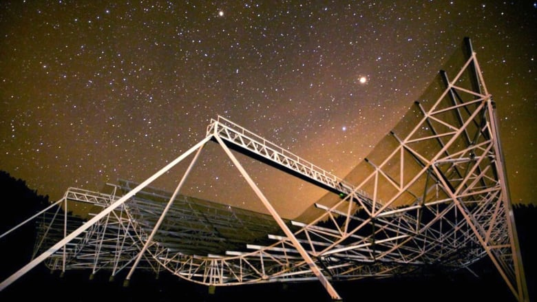 Canadian astronomers find 8 more mysterious repeating fast radio bursts from space