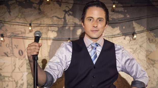 How Jonny Harris went from a one-man show to a household name