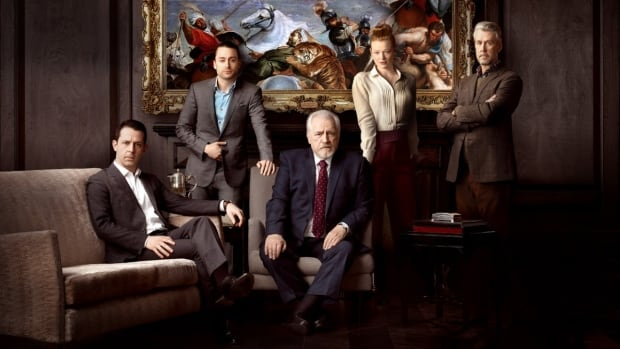 Audiences eager for Succession's obscenely wealthy jerks to return | CBC News