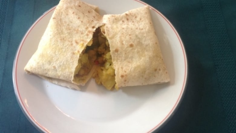 Brighten up your plate with Caribbean roti