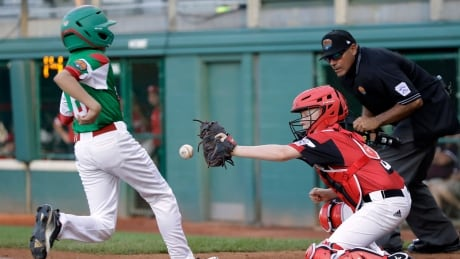 LLWS Mexico Canada Baseball