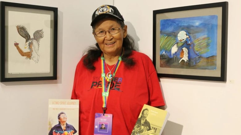 Over 30 years after coming out, two-spirit elder hopes to inspire others to do the same
