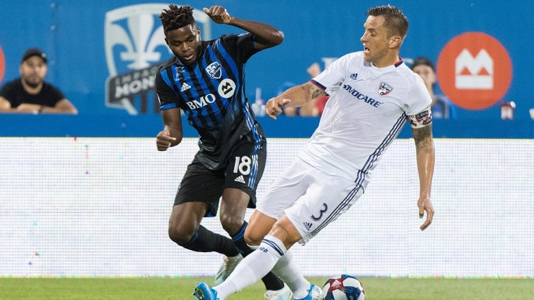 Impact forced to share spoils after blowing 3-goal lead to FC Dallas