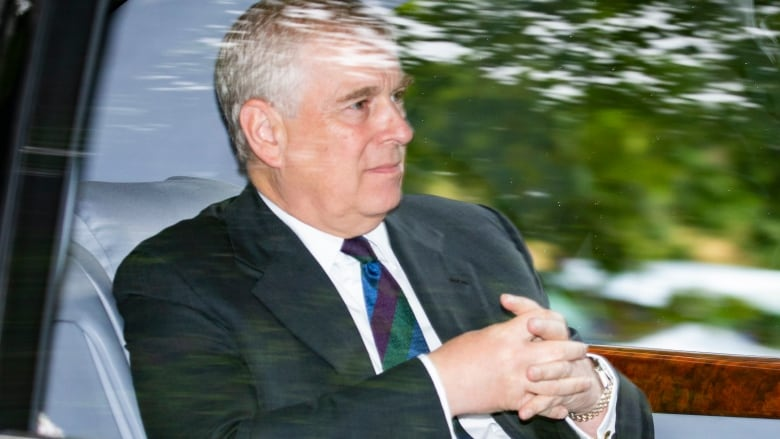 Prince Andrew denies any involvement in Epstein sex scandal