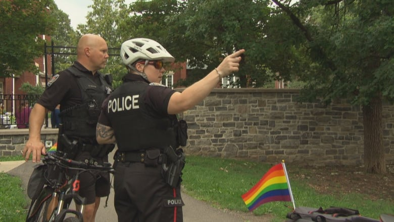 Capital Pride organizers keep a close eye on security after altercation