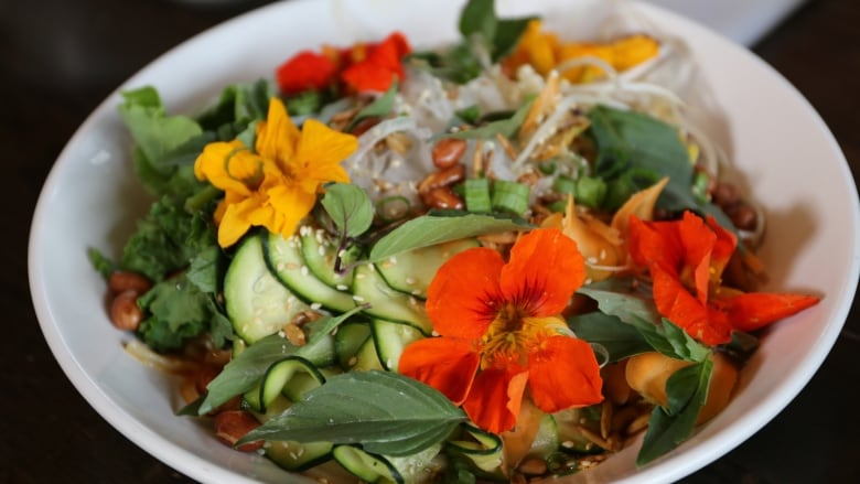 Spicy, crunchy and colourful: Korean-style cold noodle salad hits all the flavour notes