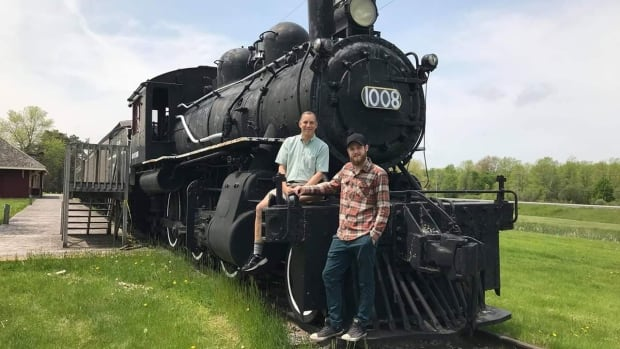 Volunteers hoping to rescue historic train