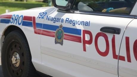 Niagara police car