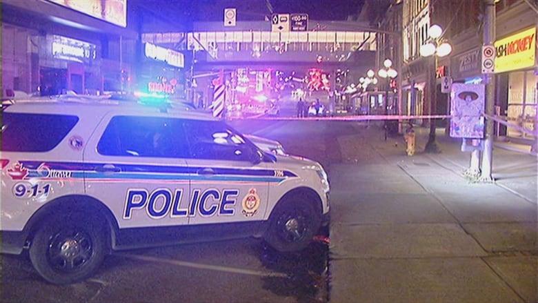Police investigating 2 overnight stabbings