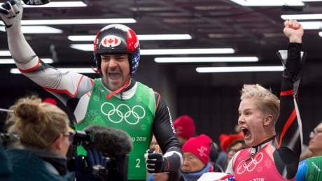 Luge Redemption for Sam Edney