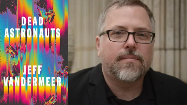 Author Jeff VanderMeer on Dead Astronauts and seeing his novels adapted for the screen