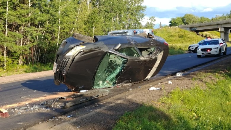Accident prompts call for traffic lights near new Moncton Costco
