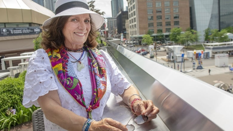Margaret Trudeau to bring one-woman show to Toronto comedy festival