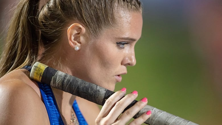 Pole vaulter Alysha Newman searching for elusive Diamond League victory