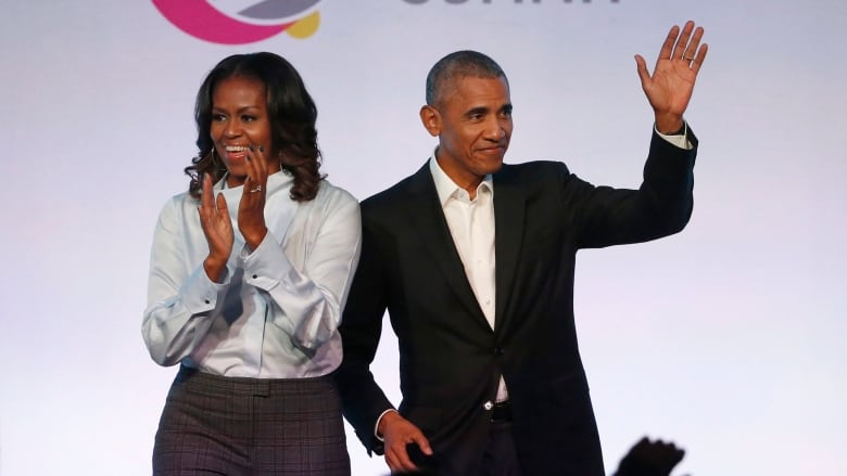 Obamas make their Hollywood movie debut with Netflix project
