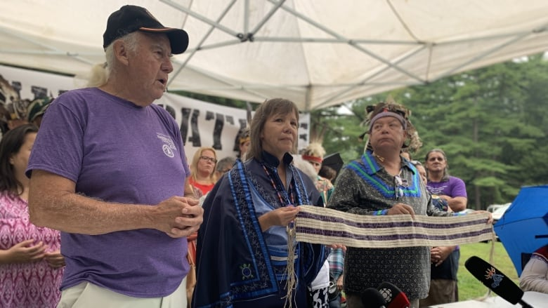 Kanesatake traditional government lists its demands for federal government to resolve land dispute
