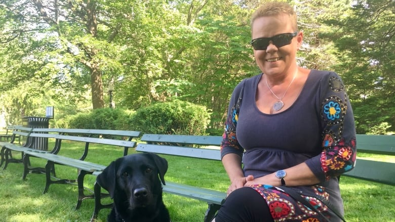 Dogs in restaurants pose safety risks to service dog users, advocate says