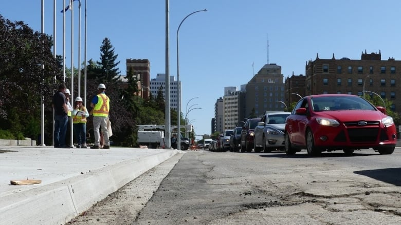 6m Beautification Project Enters Next Step In Downtown Regina