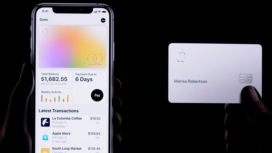 Apple warns its new credit card shouldn't go in your wallet — or your pocket, or your purse