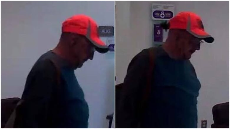 New photos of Avalon Mall bank robber released