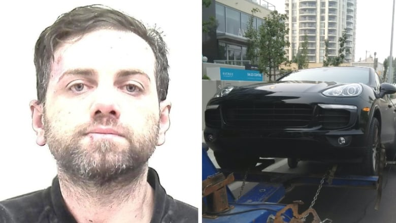 Man charged in $800K luxury vehicle fraud previously helped murderer flee country