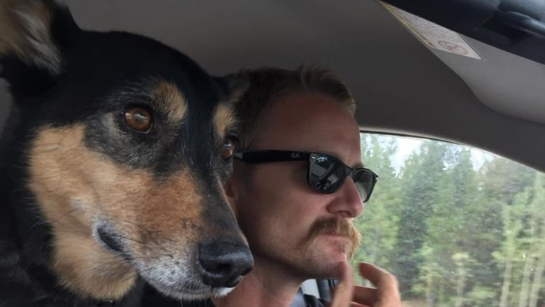 Whitehorse man claims Air Canada lost his dog, leading to 30-hour ordeal