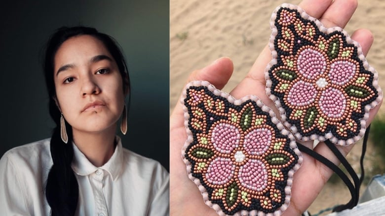 Meet the Cree artist behind the 'Bead This In Your Style' challenge