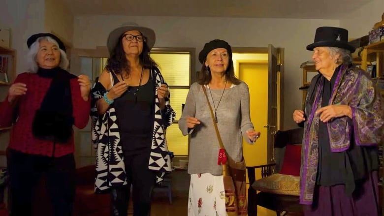 Kokums embrace hip hop by creating their own Cree rap video