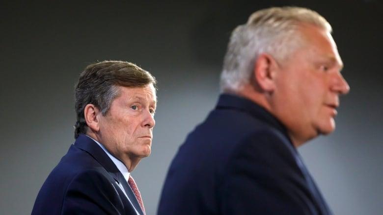 Mayor John Tory backs Ontario Line, as province agrees to drop TTC subway upload plan