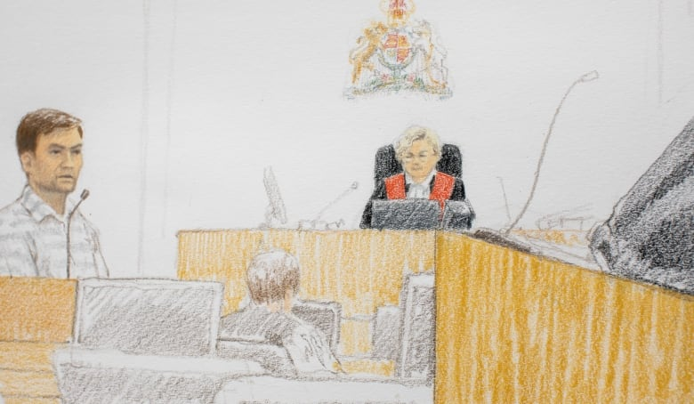 Crown comes out swinging in cross-examination of B.C. man accused of killing his kids