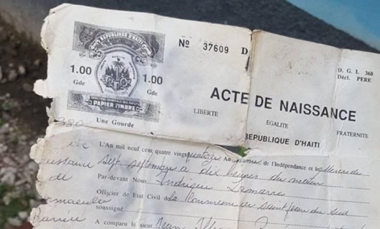 The girl from the orphanage: A Montreal nurse's quest to discover her past