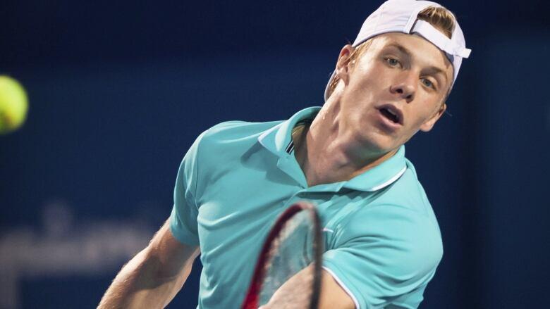 Denis Shapovalov ousted in Winston-Salem Open semifinals