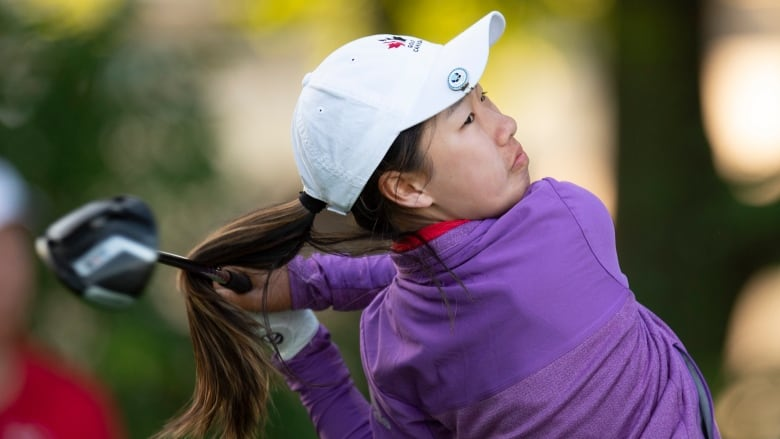 Jin Young Ko surges into second at CP Women's Open