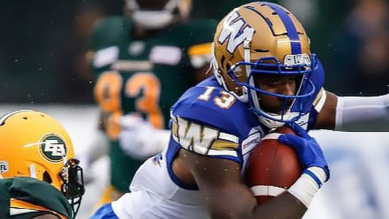 Blue Bombers top Eskimos for 3rd straight win