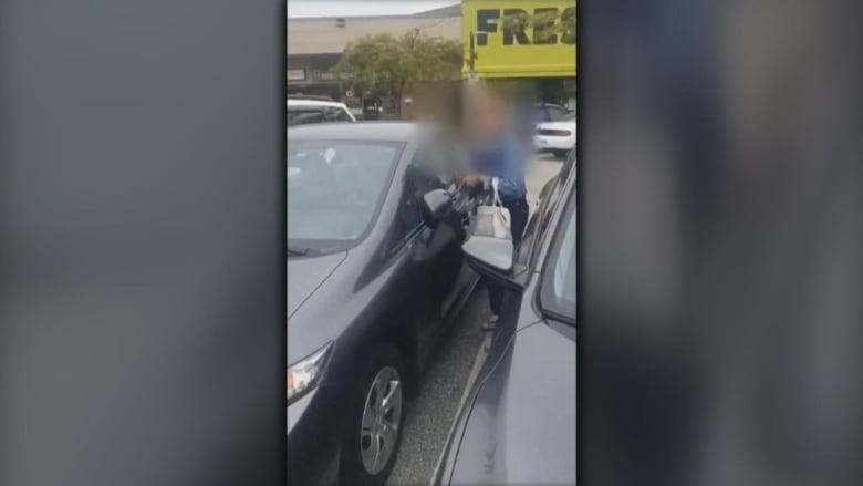 Police investigating racist rant in Richmond parking lot captured on video