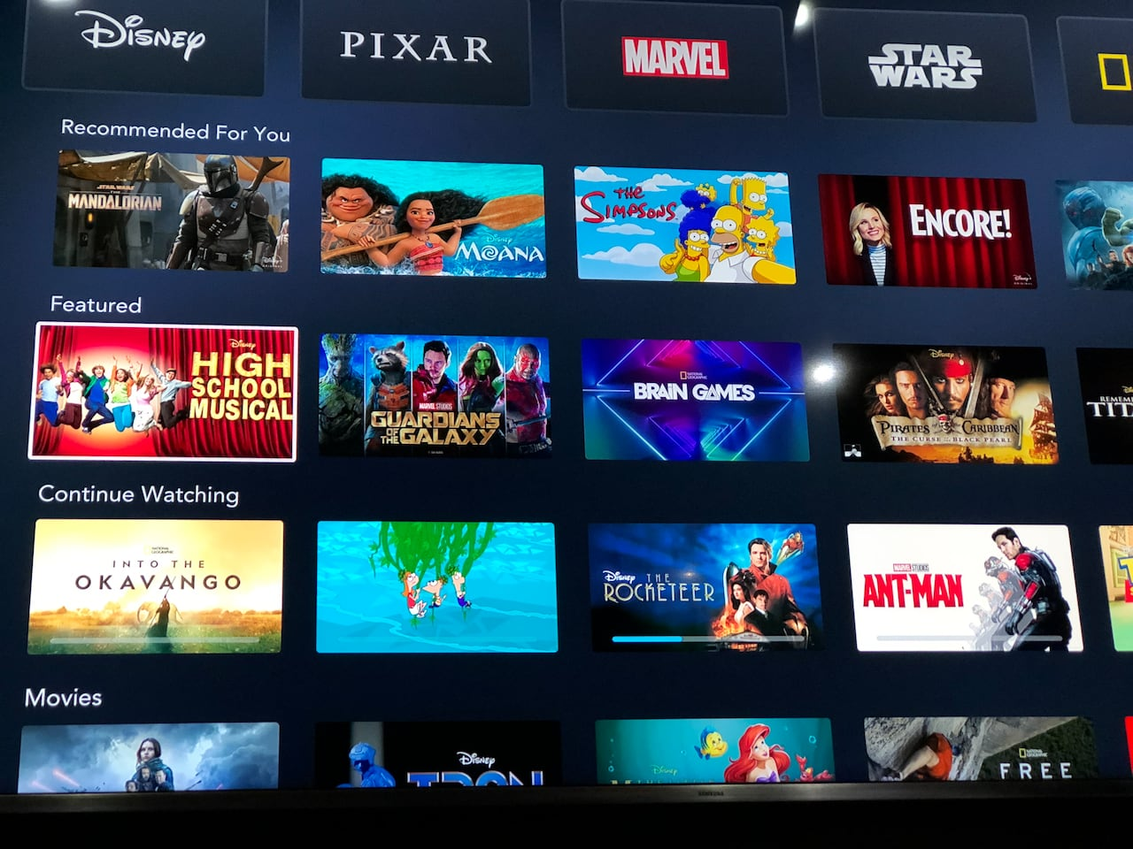 4 Things To Know About The New Streaming Service Disney Plus Cbc News