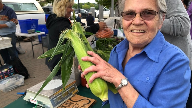 Corn feast at Saskatoon Farmers' Market cancelled as 2019 tough year for producers