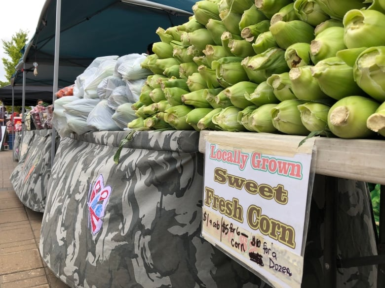 Corn feast at Saskatoon Farmers' Market cancelled as 2019 tough year for producers