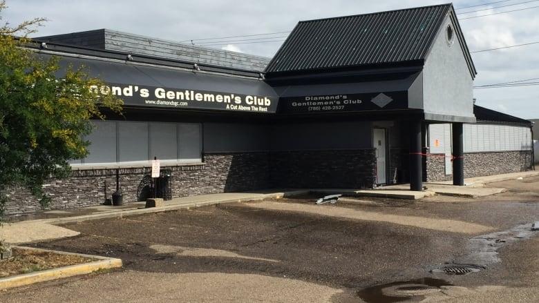 South Edmonton strip club damaged by fire