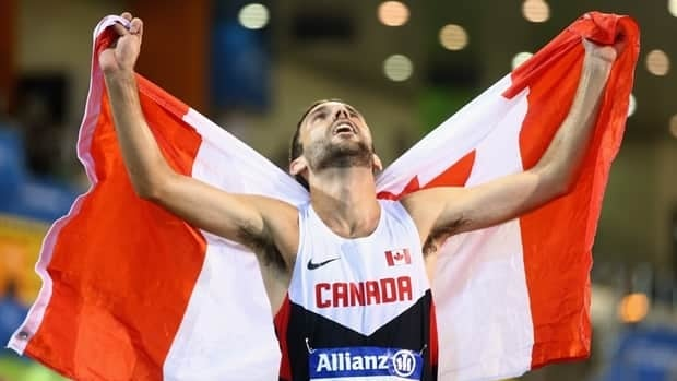 Guillaume Ouellet claims Parapan Am gold in 5000m