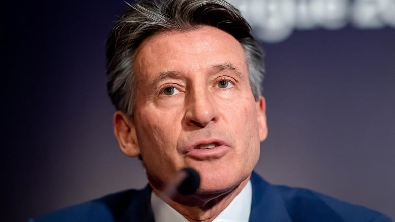 IAAF's Sebastian Coe won't speculate on Coleman's alleged missed doping tests