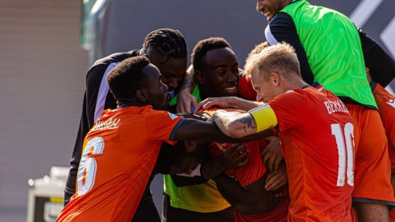 Forge FC knock off Cavalry to climb to top of CPL Fall table