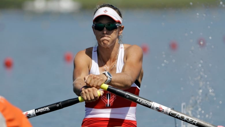 Canada's Carling Zeeman off to solid start at World Rowing Championships